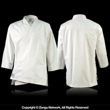 11 oz. White Heavyweight Karate Jacket